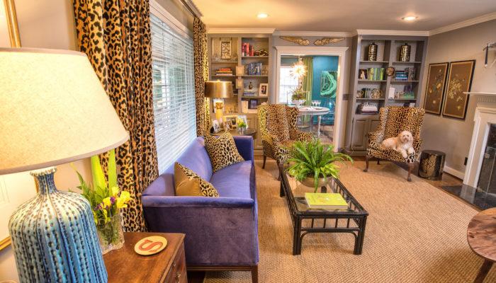 Kinloch Interiors Living Room