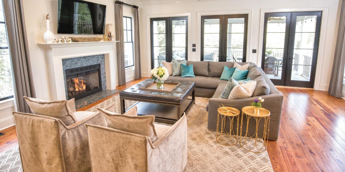 Kinloch Interiors Located in Greenville, SC